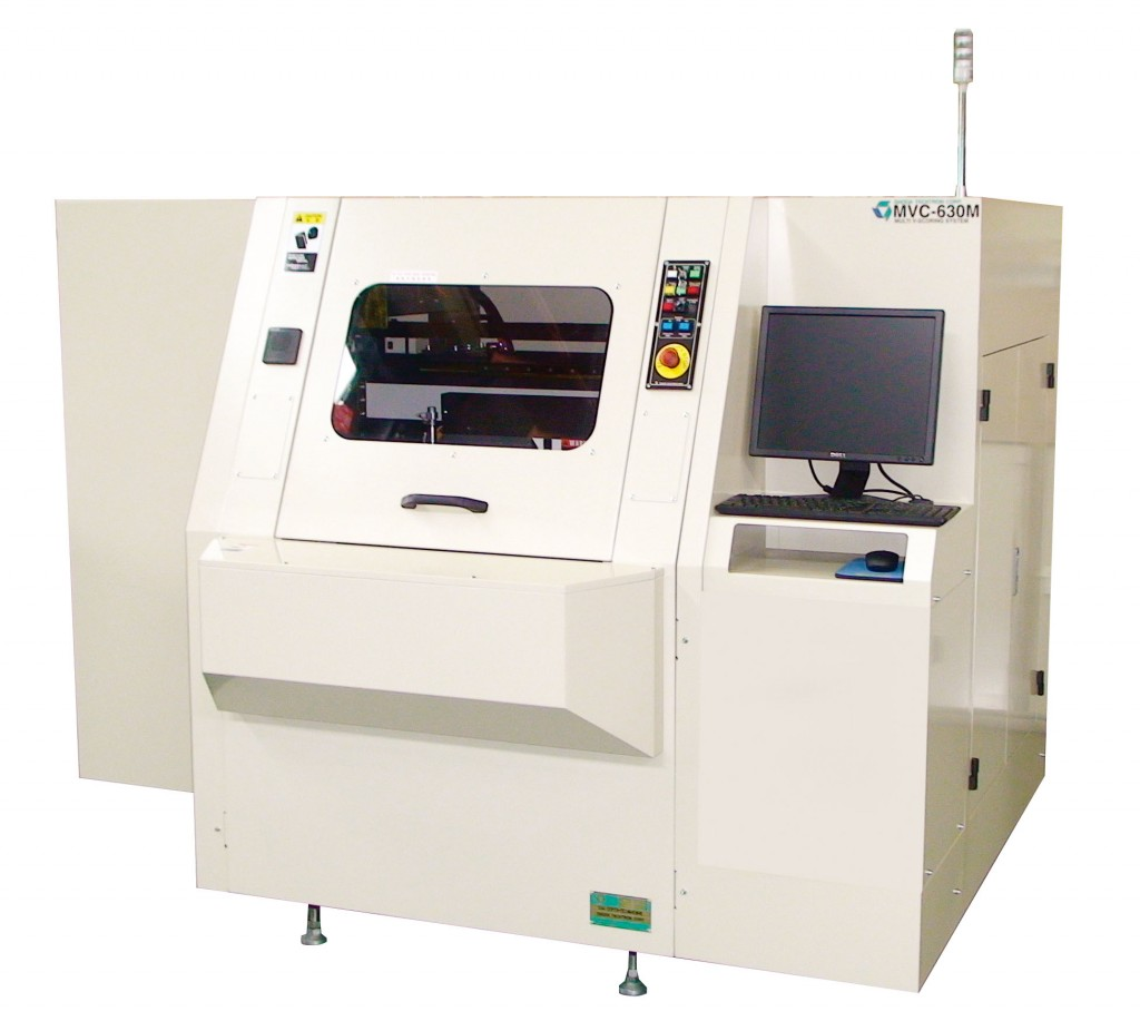 Shoda Techtron All4 Pcb Cutting Machine Printed Circuit Board Suppliers Optical V Scoring Equipment Mvc 630m